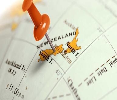 Visados en Nueva Zelanda
