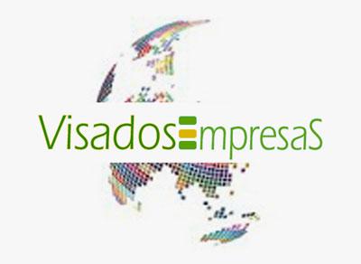 Logo Visados Empresas