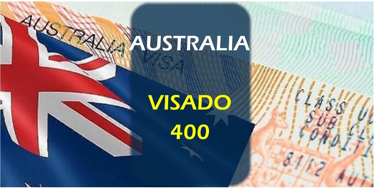 Australia visado 400