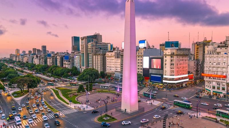 Visados para Argentina