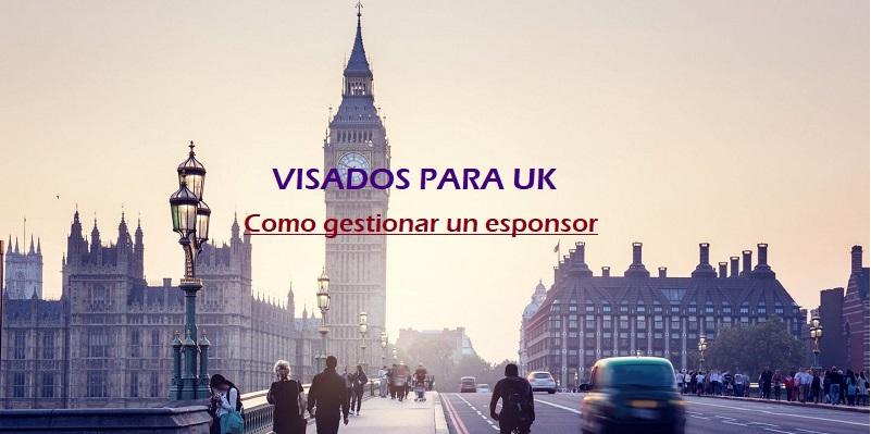 Visados para Reino Unido