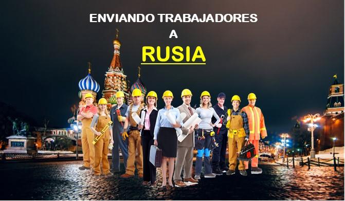 Visado de Asistencia Técnica para Rusia
