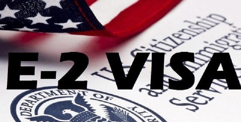 Visa E-2 para Estados Unidos
